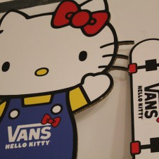 Sneak Peek: Hello Kitty x Vans
