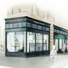 Maison Kitsuné to Open in NY