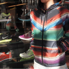 Nike Photoprint Windrunner