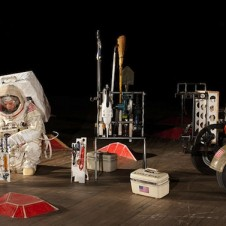 Tom Sachs to Space in Nikes