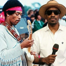 Andre 3000 to play Jimi Hendrix