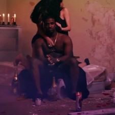 "ASAP FERG ""100 Million Roses"""