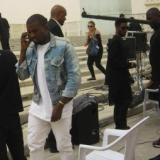 Will Kanye Debut in Cannes?