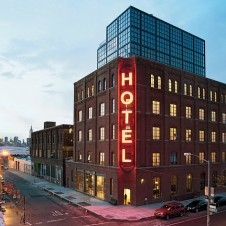 Williamsburg's New Hotel