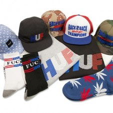 "HUF ""Red White & Blue"" Pack"