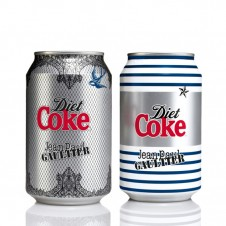 Jean Paul Gaultier x Diet Coke