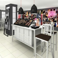 Bobbi Brown Pop-Up Shop