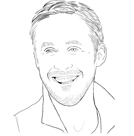 See More Of I Love Mels Ryan Gosling Coloring Book Below And Buy It Here