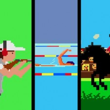 Olympic 8-BIT GAMES