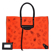 Grace Coddington's Cat Bag