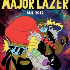 Diplo Takes Over Major Lazer