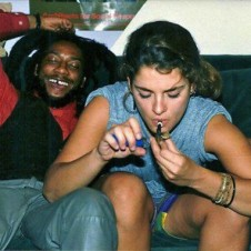 Brooke Shields Smoking Pot?