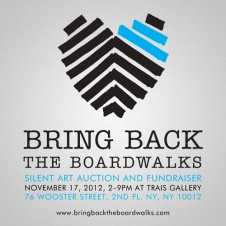 BRING BACK THE BOARDWALKS