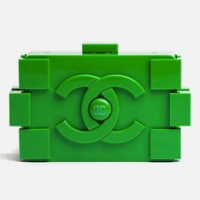 CHANEL LEGO BAG