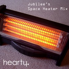 Jubilee's Space Heater Mix