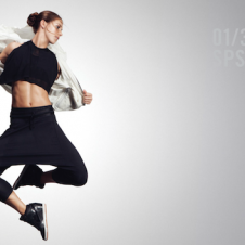Nike Womens S/S '13 Lookbook