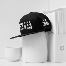"40 oz NYC ""Numbers"" Snapback"