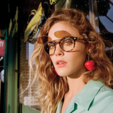 Oliver Peoples x Kitsuné