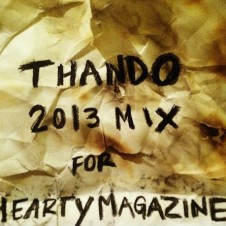 hearty mixes: Thando