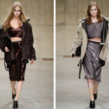 LFW: Topshop Unique F/W '13