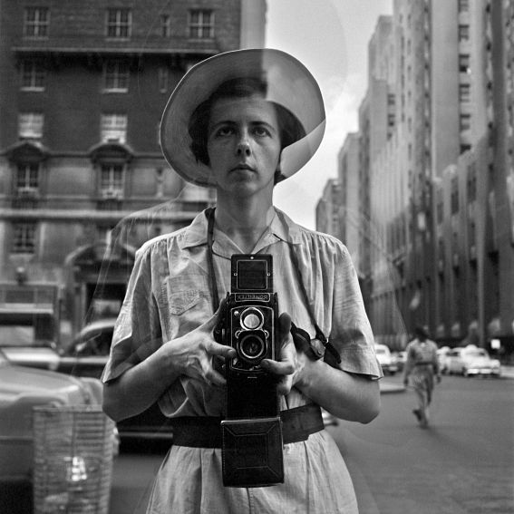 Vivian maier photography header