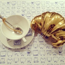 Golden Croissants by Colette
