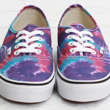 Vans Authentic Tie-Dye