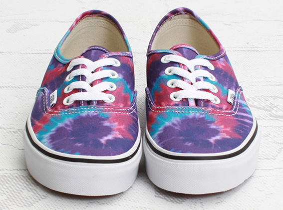 News   Vans Authentic Tie-Dye e7fa994551