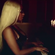 "Nicki Minaj ""Up In Flames"""