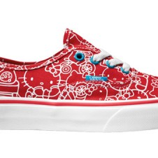 Vans x Hello Kitty Fall 2013
