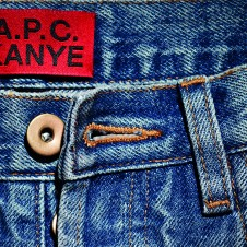 A.P.C. Kanye Collection