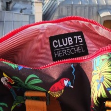 Club 75 x Herschel Supply Co.
