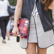 NY Fashion Week Street Style: Part I