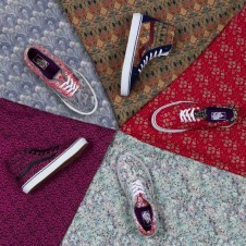 Liberty x Vans Holiday 2013