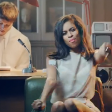 New AlunaGeorge Video