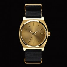 colette x Nixon Gold Watch