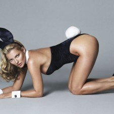 First Look Kate Moss in Playboy