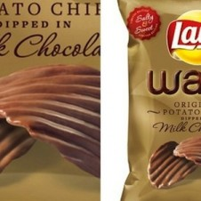 Lay's Chocolate Covered Chips