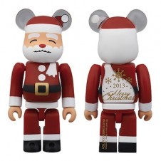 """Merry Christmas"" Bearbricks"