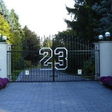 Inside Michael Jordan's Crib