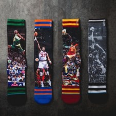 Stance Socks F/W '13 NBA Legends