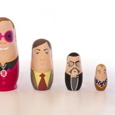 Gay Russian Nesting Dolls