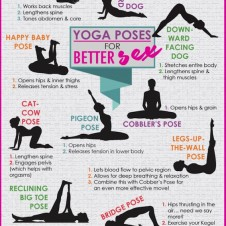 10 Yoga Poses For Better Sex