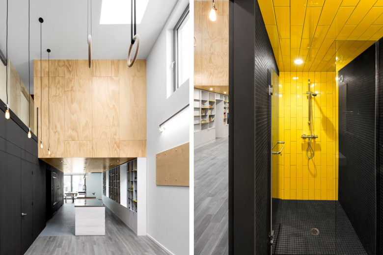 Get Fit__ Montreal Architecture Firm Takes U201cHome Gymu201d To A New Level