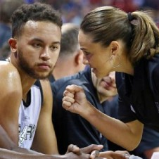 Coach Becky Hammon Makes History…Again