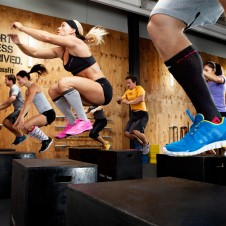 Twenty Minutes of CrossFit Can Burn As Many Calories As a Whole Gym Sesh