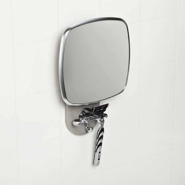 Hearty magazine shampoo is for more than just washing your hair - Simple ways keep bathroom mirror fogging ...