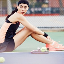 Nike Does Tennis With Adrianne Ho
