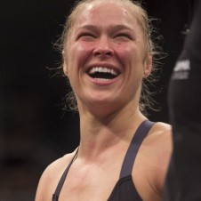 Ronda Rousey Wins It All in 34 Seconds