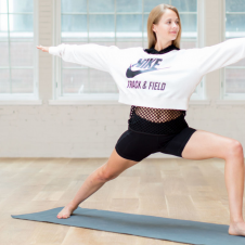 This Yoga Sequence Can Replace Your Double Shot of Espresso